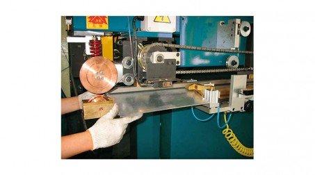 Soudeuse à fil SW S1000, 1,2 mm galva, longueur utile de 80 à 1000 mm - Detail2