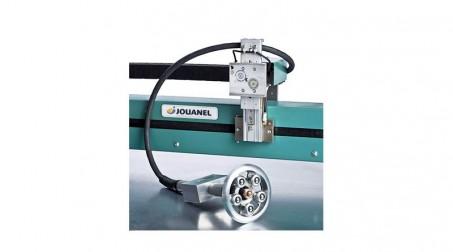 Table de découpe plasma 1500x3000mm,source PowerMax 45 Amp, contrôle numérique. - detail torche1