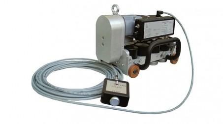 Télécommande avec câble de 12ml - avec sertisseuse