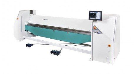 Plieuse électrique avec commande numérique gamme PTS