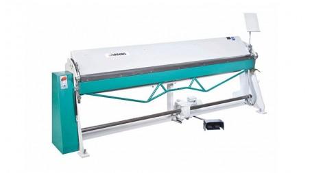 Plieuse manuelle semi-electrique gamme PVX