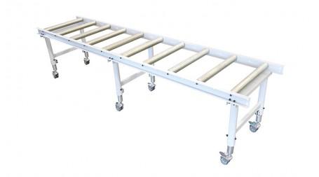 Table à rouleaux hauteur réglable TR3