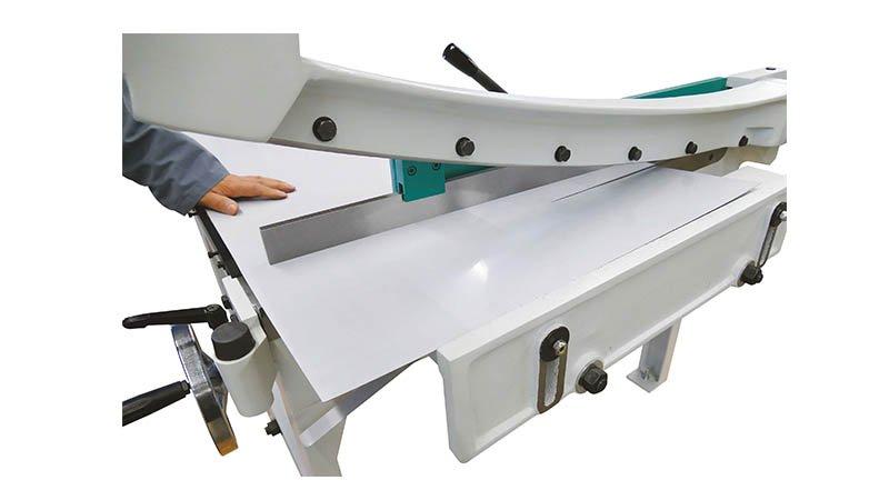 Cisaille à levier d'atelier CL1020-15C - Action1
