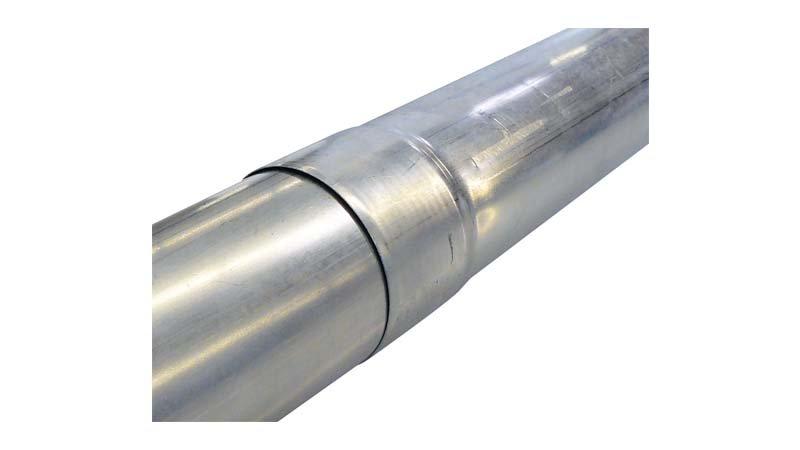 Evaseur à tuyaux de descente EVA80-100 - action 2