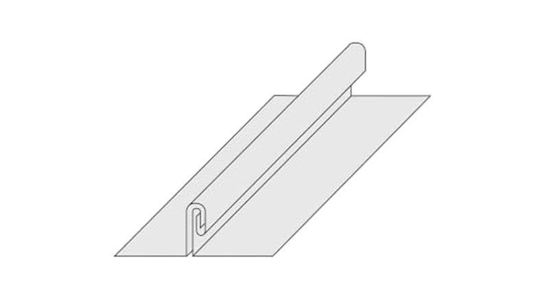 Pince à fermer le 2ème pli, largeur 240 mm