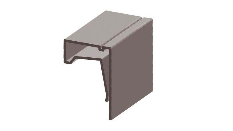 Profileuse de cadre standard 20 et 30mm (machine seule)