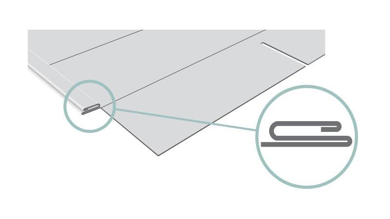 Profileuse Snaplock,capacité 1mm acier, - gabarit_Schemas_Profileuses_Snaplock2